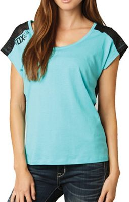 Fox Women's Wildstorm SS Top