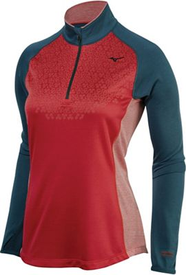 Mizuno Women's BT Double Knit Half Zip Top