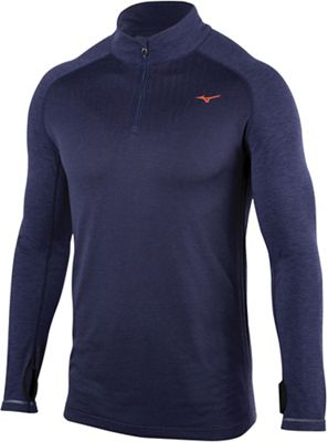 Mizuno Men's BT Seamless Half Zip Top
