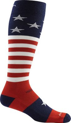Darn Tough Men's Captain Stripe OTC Cushion Sock
