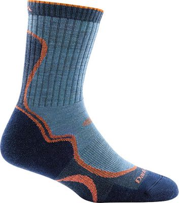 Darn Tough Women's Light Hiker Micro Crew Light Cushion Sock