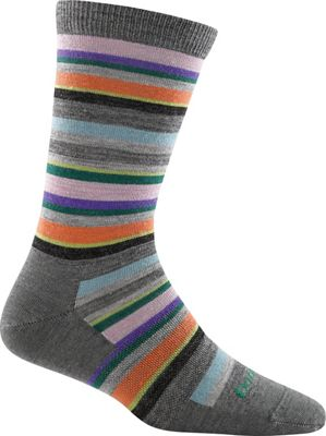Darn Tough Women's Sassy Stripe Light Crew Sock