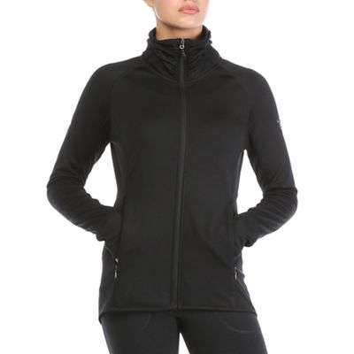 Moosejaw Women's Shelby Full Zip Stretch Fleece