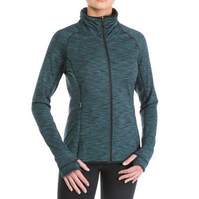 Moosejaw Women's Shelby Full Zip Stretch Fleece