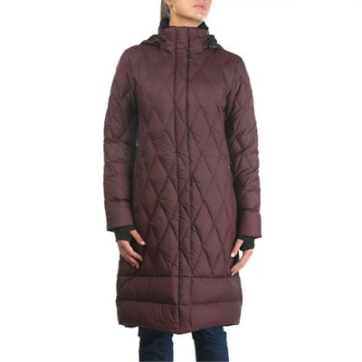 Moosejaw Women's Woodward Longer Down Jacket