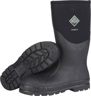 Muck Chore Steel Toe Hi Boot