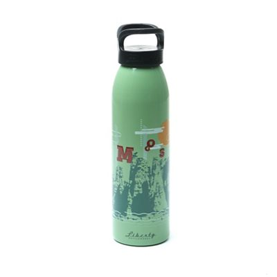 Moosejaw Liberty Bottleworks Rocky Mountain High Aluminum Water Bottle