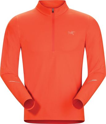 Arcteryx Men's Accelerator LS Zip Neck