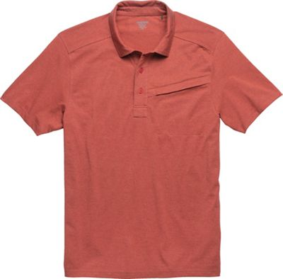 Toad & Co Men's Motile SS Polo