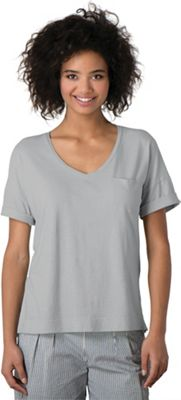 Toad & Co Women's Tissue SS V Tee