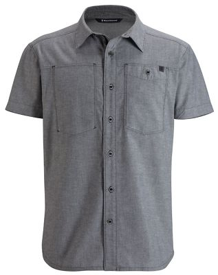 Black Diamond Men's Chambray Modernist SS Shirt