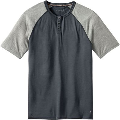 Smartwool Men's NTS Micro 150 SS Henley