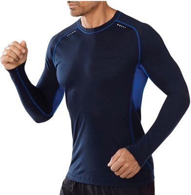 Smartwool Men's PhD Ultra Light LS Top