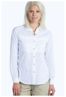 ExOfficio Women's BugsAway Halo LS Shirt