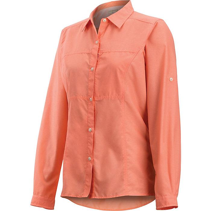ExOfficio Womens Lightscape Casual Long-Sleeve Shirt