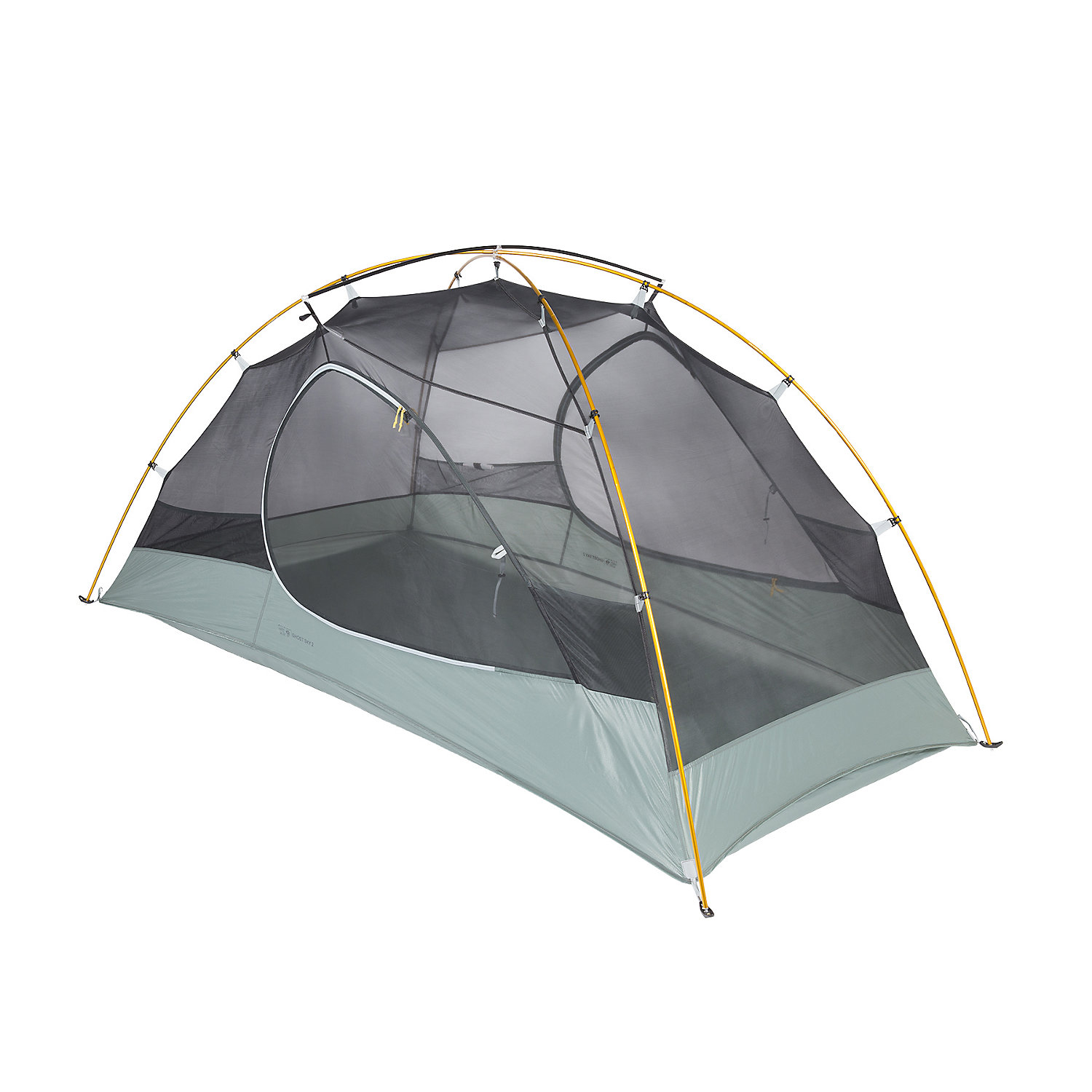 special sales good out x on feet shots of Mountain Hardwear Ghost Sky 3 Tent
