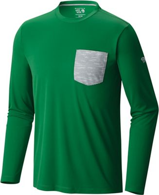 Mountain Hardwear Men's River Gorge LS Crew Top