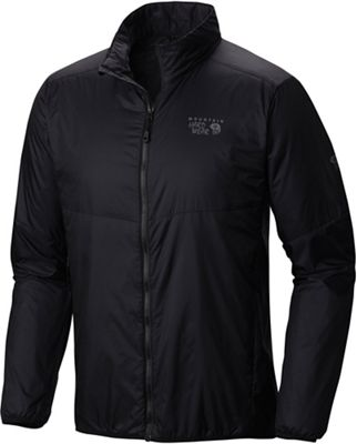 Mountain Hardwear Men's Micro Thermostatic Hybrid Jacket
