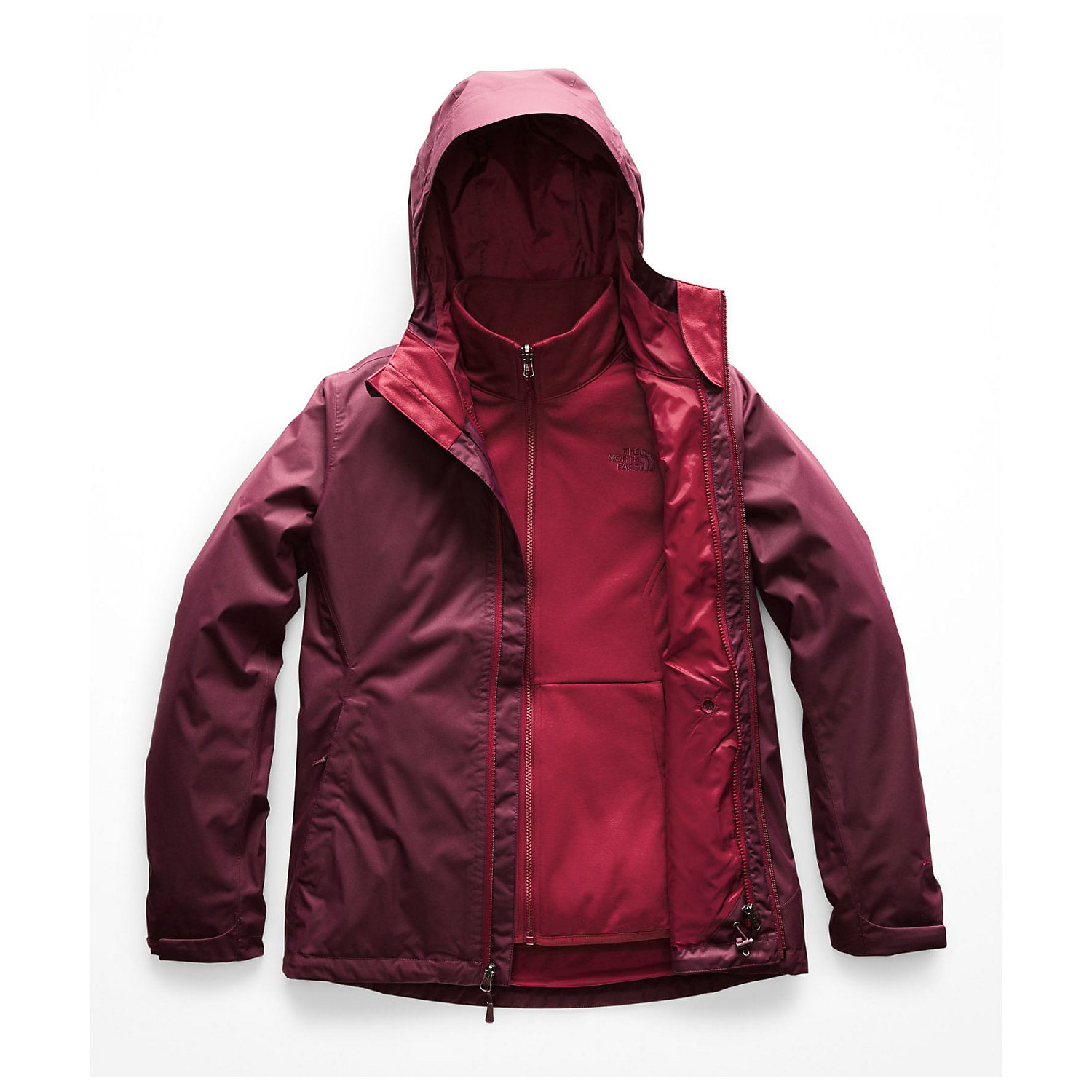 1b5464353 The North Face Women's Arrowood Triclimate Jacket - Moosejaw
