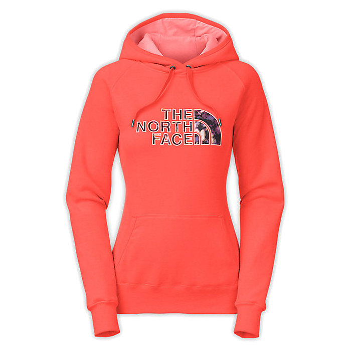 a91b1670029 The North Face Women's Avalon Crystal Floral Pullover Hoodie - Moosejaw