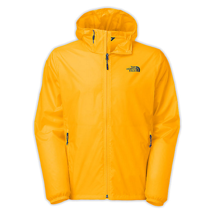 New The North Face Mens Cyclone Blocked Windbreaker Hooded Jacket XLarge