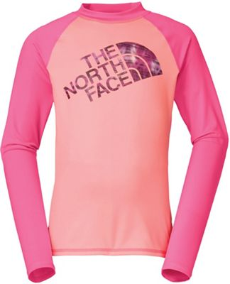 The North Face Girls' Dogpatch LS Sleeve Rash Guard