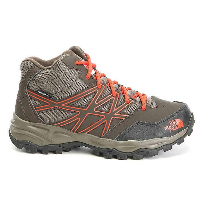9f591f918f28 The North Face Junior Hedgehog Hiker Mid Waterproof Boot - Moosejaw