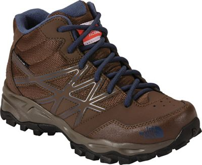 The North Face Junior Hedgehog Hiker Mid Waterproof Boot