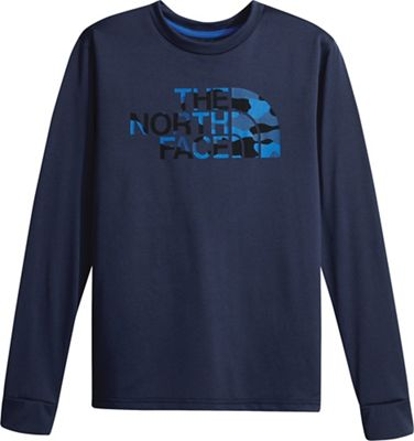 The North Face Boys' Reaxion LS Tee