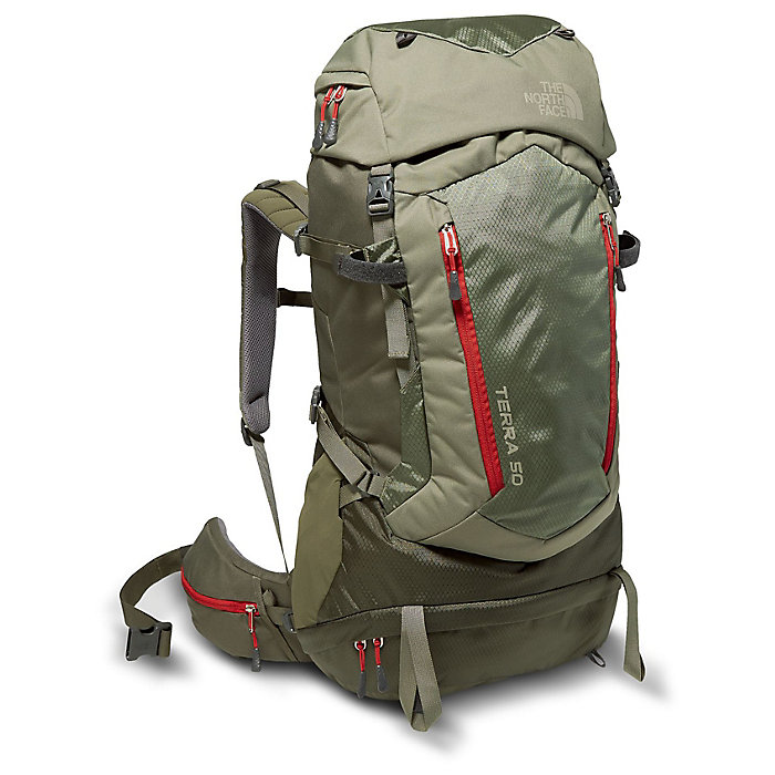 4108688cb2 The North Face Men's Terra 50 Pack - Moosejaw
