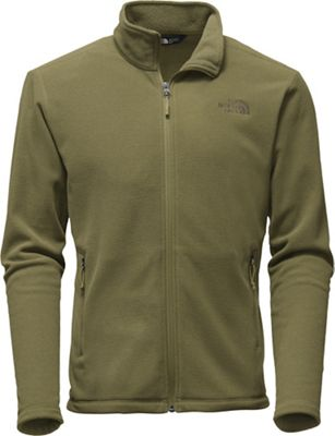 The North Face Men's Texture Cap Rock Full Zip Jacket