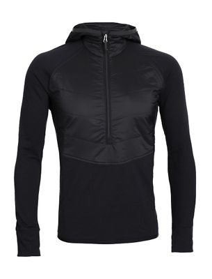 Icebreaker Men's Ellipse LS Half Zip Hood