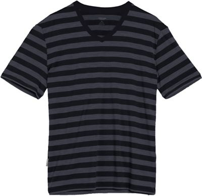 Icebreaker Men's Tech Lite V Stripe SS Top