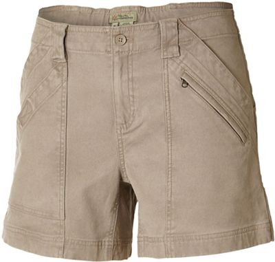 Royal Robbins Women's Backcountry Billy Goat Canvas Short