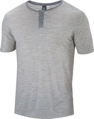 Ibex Men's Henley T Shirt