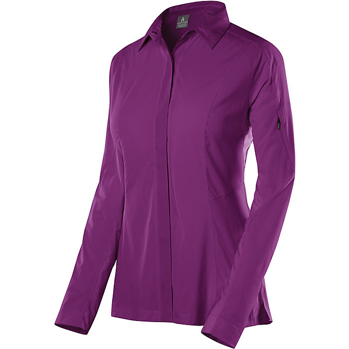 Womens Sierra Designs Solar Wind LS Shirt