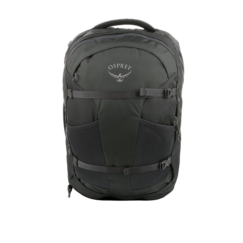 Black//Grey High Peak Medium Compression Packsack 37 X 18 cm