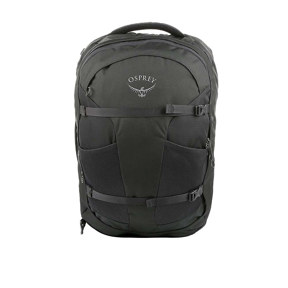37dc1c1d0f Osprey Farpoint 40 Travel Pack. GREY  RED
