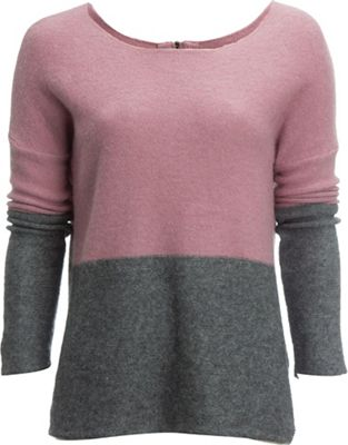 Carve Designs Women's Carmel Colorblocked Sweater