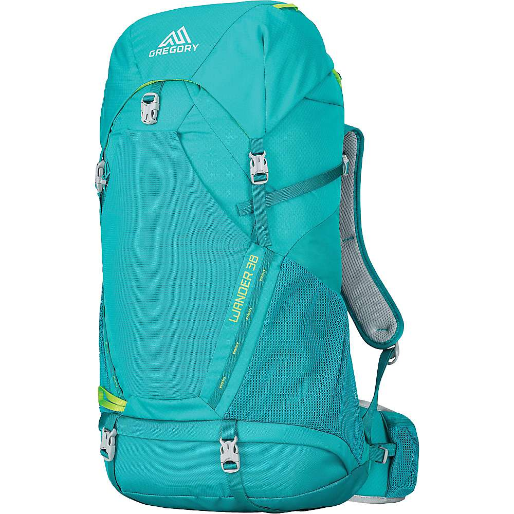 Gregory Wander 38 L Youth Backpack-tropic Teal   eBay