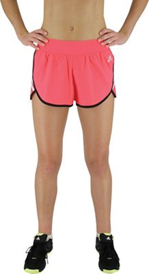 Adidas Women's Ultimate Woven 3-Stripe Short
