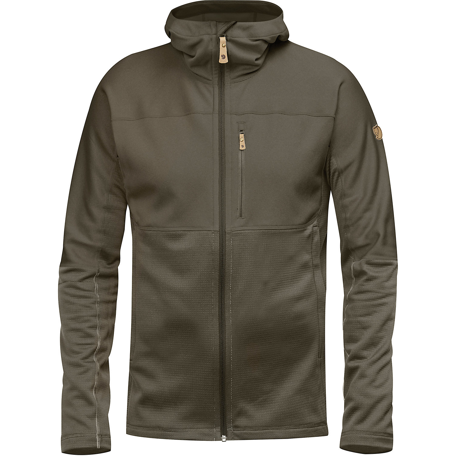 Fjallraven Men s Abisko Trail Fleece Jacket - Moosejaw 2fa90627498