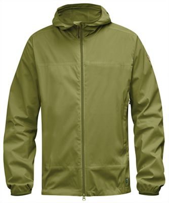 Fjallraven Men's Abisko Windbreaker Jacket