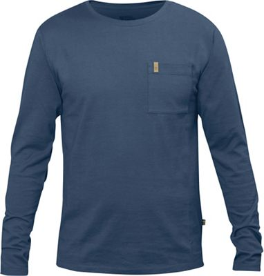 Fjallraven Men's Ovik Pocket LS T-Shirt