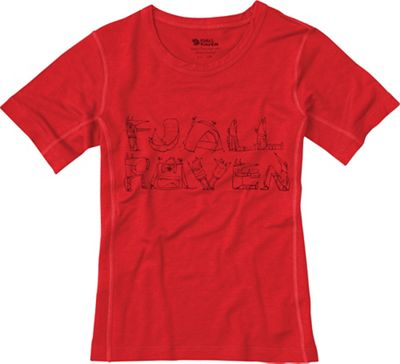 Fjallraven Kids' Trail T-Shirt