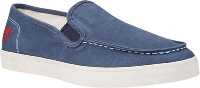 Timberland Men's Newport Bay Moc Toe Slip On Shoe