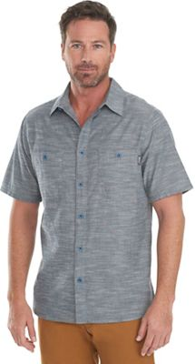 Woolrich Men's Lost Lake Chambray Modern Shirt