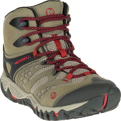Merrell Women's All Out Blaze Vent Mid Waterproof Boot