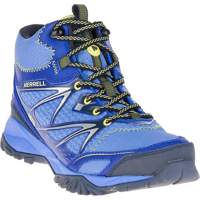 490bdf2e458 Merrell Women's Capra Bolt Mid Waterproof Shoe - Mountain Steals
