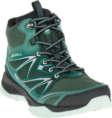 Merrell Women's Capra Bolt Mid Waterproof Shoe
